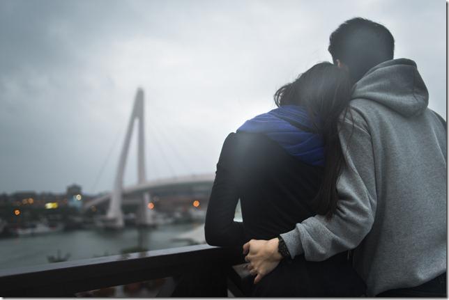 渔人码头 Fisherman's Wharf/ 情人橋 Lover Bridge 淡水Tamshui