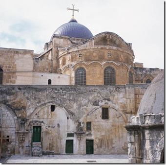 gereja makam suci3