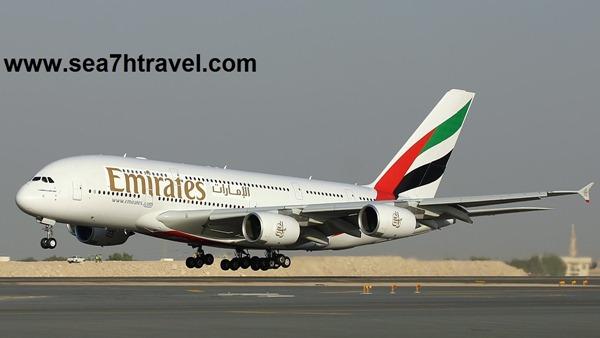 ايه 380 طيران الامارات