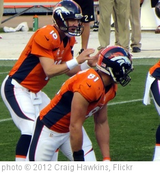 'More Peyton Manning' photo (c) 2012, Craig Hawkins - license: http://creativecommons.org/licenses/by-nd/2.0/