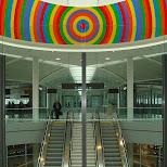 pearson airport art in Chiba, Tokyo, Japan