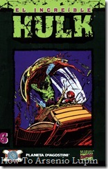 P00006 - Coleccionable Hulk #6 (de 50)