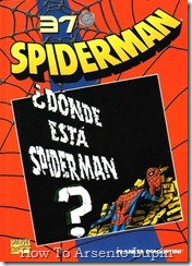 P00038 - Coleccionable Spiderman #37 (de 50)