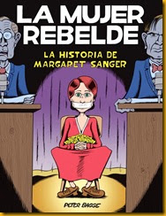 P-Peter Bagge - La mujer rebelde - cubierta