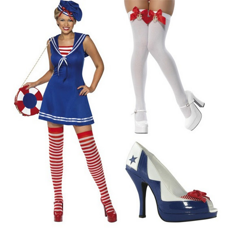 Playing Dress Ups: Smiffy's Sailor Cutie Girl