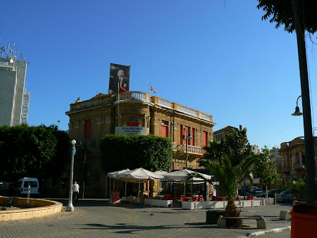 Things to see in Nicosia: city center
