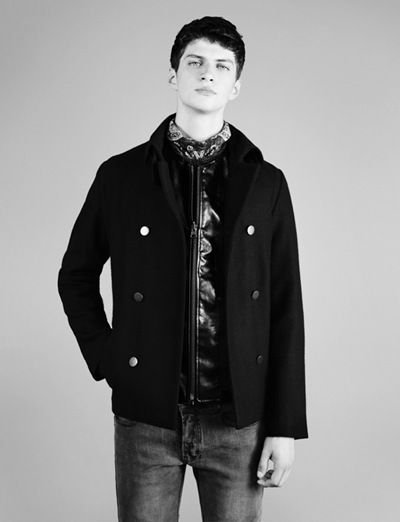 Matthew Bell  by Ben Toms for Topman F/W 2011. Styled by Robbie Spencer