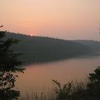 Закат на Павловке