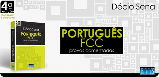 10 - 021011 - Português - FCC - Décio Sena