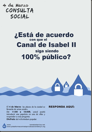 Consulta social Isabel II versiongotita