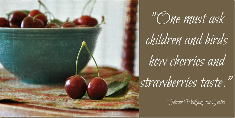 cherries quote
