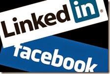 LinkedIn e Facebook