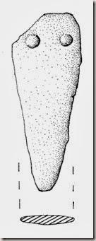 Puñal de bronce de El Portitxol - Monforte del Cid