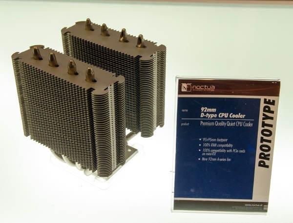 Noctua prototipo tipo D 92mm