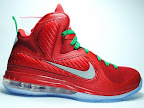 birthday lebron9 christmas 03 Birthday