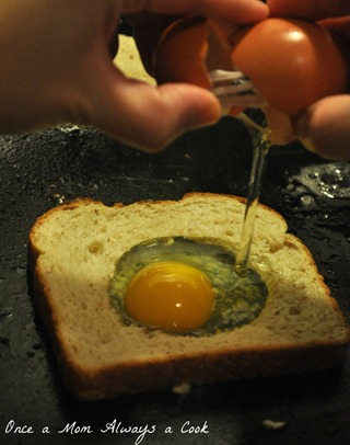 Egg in a Hole 2