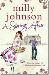 a spring affair milly johnson