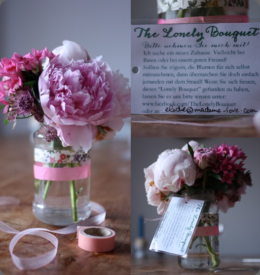Lonely Bouquet-The-preparation Madame Love - Elodie