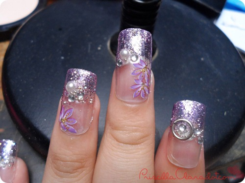 Priscilla review Felize nail art 9