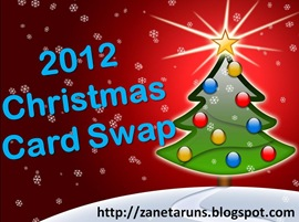 2012 Christmas Card Swap Logo