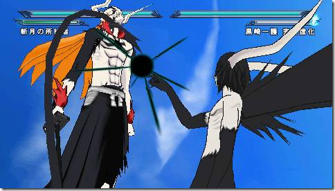 PSP Roms – [PSP] Bleach Heat the Soul 7 (Japan)