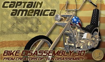Screenshot of Bike Disassembly 3D
