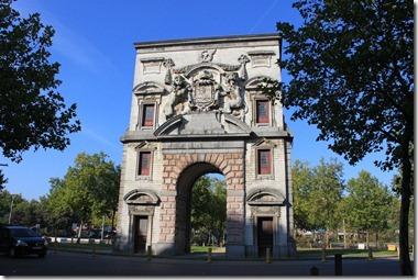 Waterpoort Antwerpen