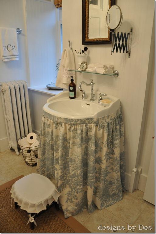 Design 500665 Bathroom Sink Curtain 17 Best Ideas About Pedestal Sink Skirt
