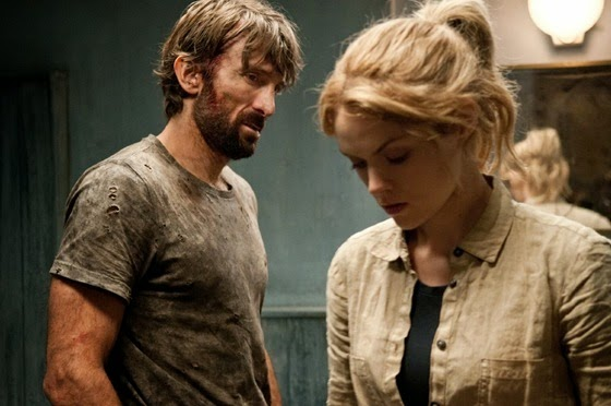 Sharlto Copley and are in Open Grave