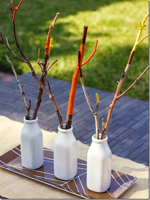 The Crafty Cupboard: 10 Thanksgiving Décor Ideas That Can You Can ...