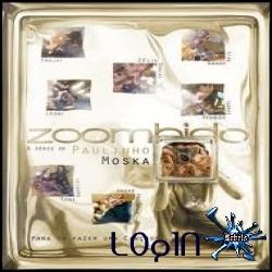 Capa do CD Paulinho Moska - Zoombido Para Se Fazer uma Cancao Vol. 2