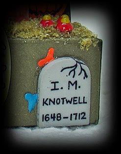 I.M. KNOTWELL 1648-1712  2014  S