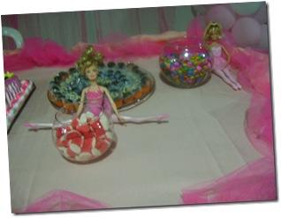 barbie_decoração de mesa