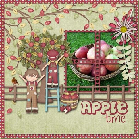 Appletime by Pia