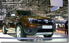 Dacia Duster Autosalon Geneve 08