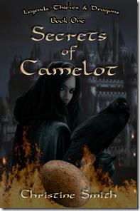 Secrets of Camelot Cover