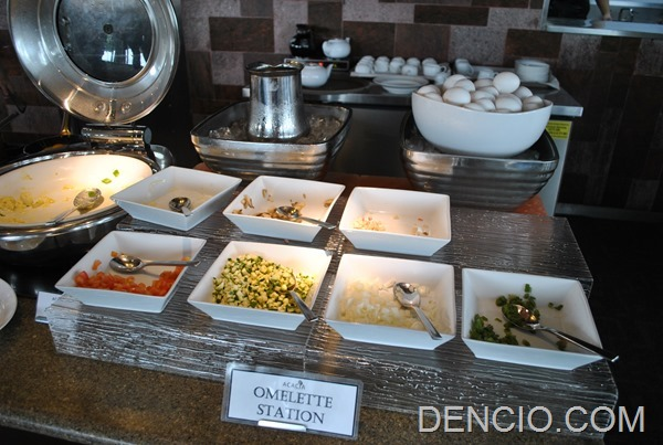 Acacia Hotel Manila Breakfast Buffet 36