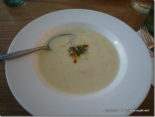 螺絲瑪莉-奶油蔬菜濃湯