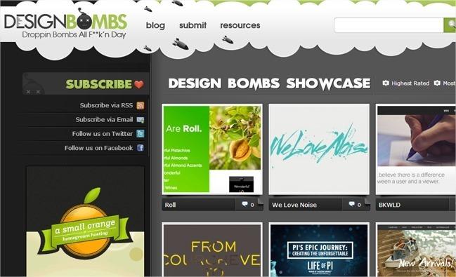 13 galerías web sobre CSS para encontrar inspiración 10