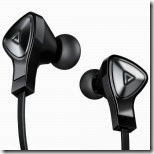 Buy Monster DNA in-ear headphones at Rs.5999 with mic and remote black with satin chrome