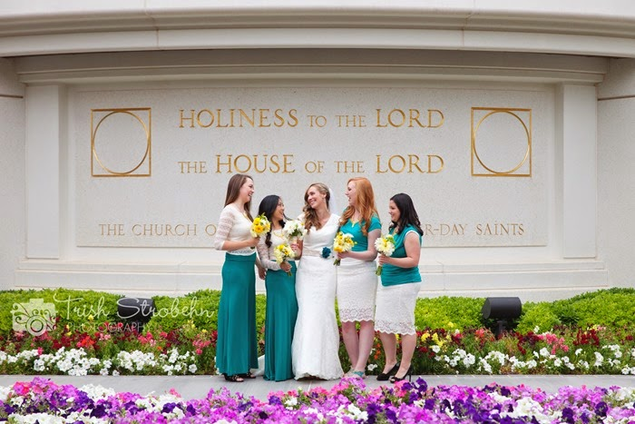 Las Vegas Temple Wedding Photography SB3L