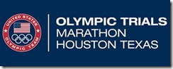 Olympic Trials Marathon Houston TX Logo