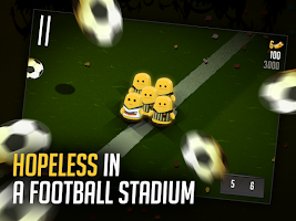 Screenshot of Hopeless: Football Cup