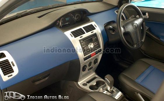 Tata Indica Vista Automatic