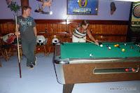 Poolrunde mit Tami und Frank