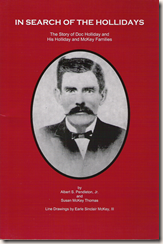 Doc Holliday book cover