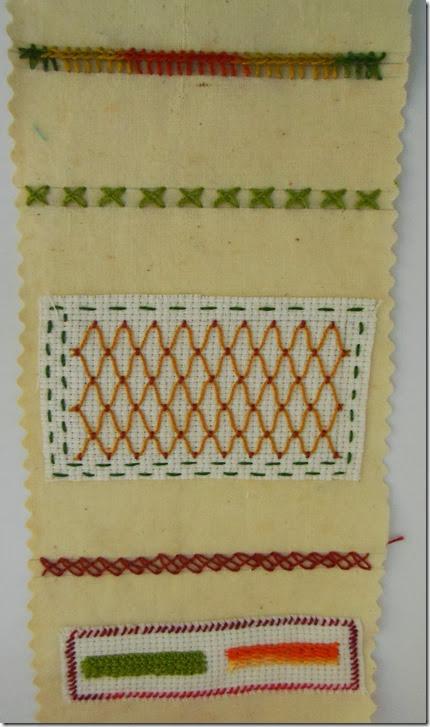 Stitches 76 - 81