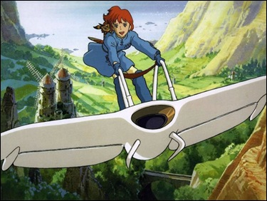 Nausicaa of The Valley of the Wind - 1