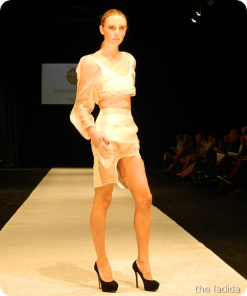 Ruby Glendinning - AGFW Fashion Show 2012 (2)