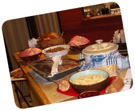 Quite a feast!